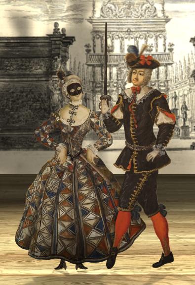 Baroque theater