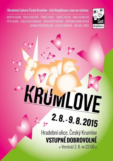 KRUMLOVE – common exhibition